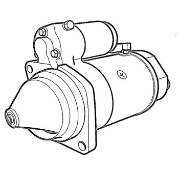 starter drawing at getdrawings free for personal use starter Limit Switch Schematic 350x342 starter