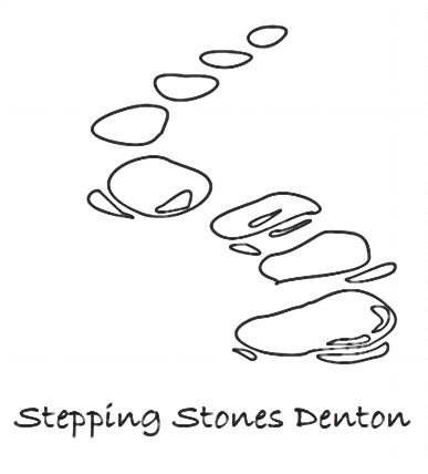 Stepping Stone Drawing
