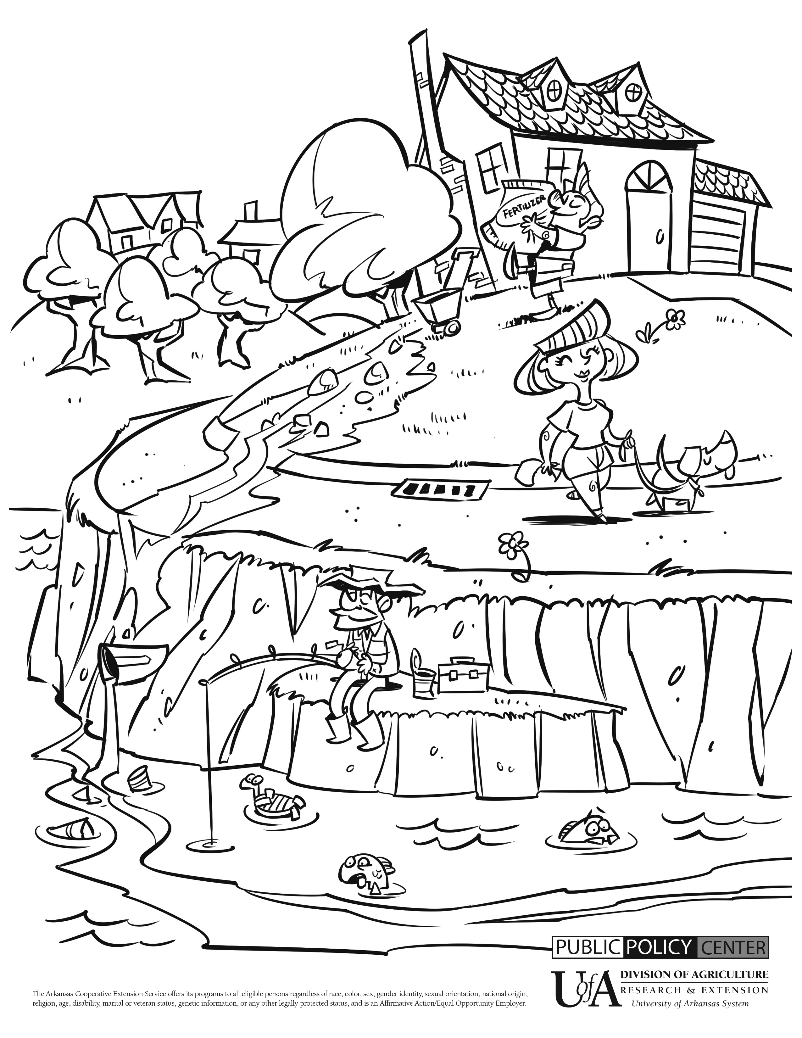 Stop Water Pollution Drawing at GetDrawings.com   Free for personal ...