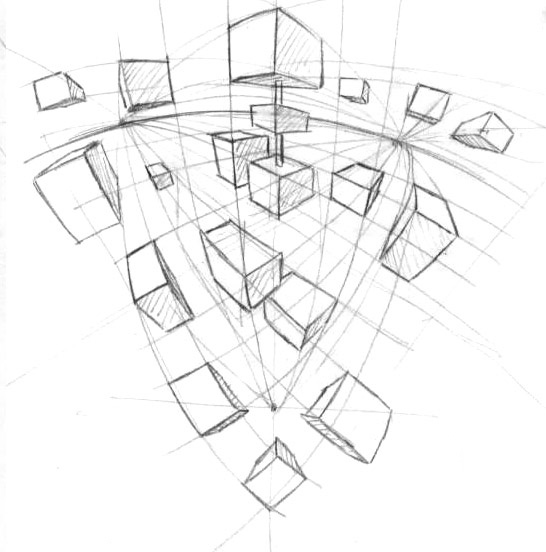 546x552 Art And Pedagogy More Thoughts On Drawing A Straight Line