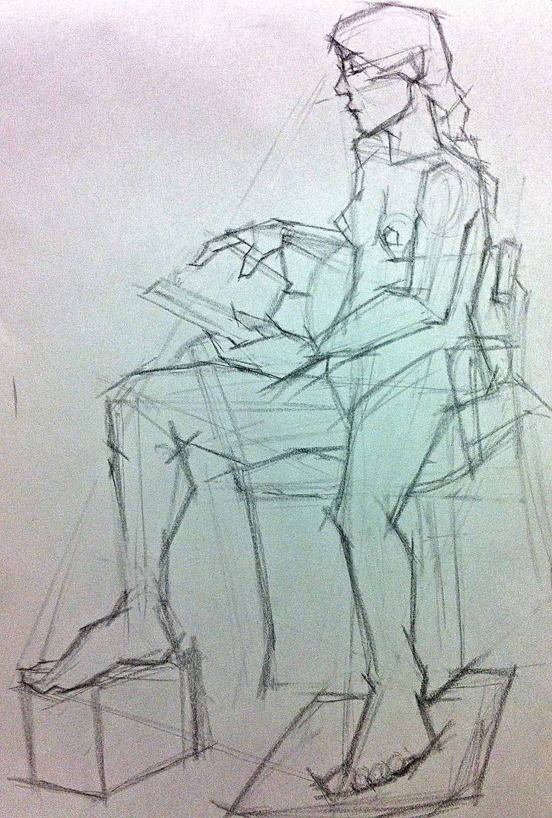 1081x1600 Straight Line Drawings 1st Semester Blog Measured Drawings