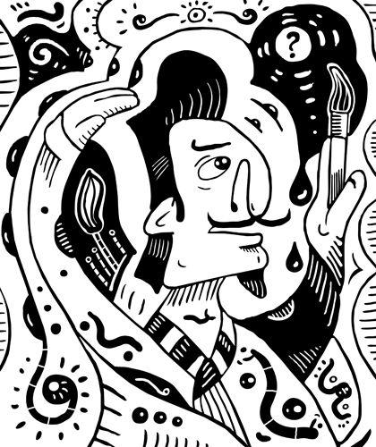Subconscious Drawing