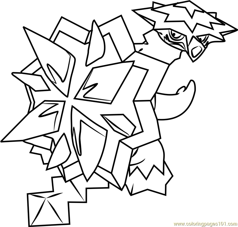 800x764 Pokemon Coloring Pages Sun And Moon Legendary  2584439
