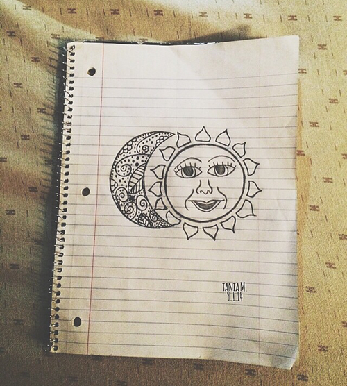500x556 Henna Moonsun Drawing Shared By Taniavanessa