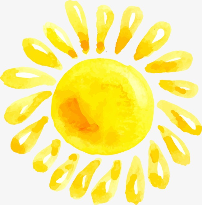 650x662 Drawing Vector Sun, Watercolor, Vector, Sun Png And Vector