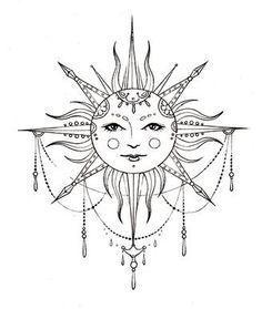 236x279 Tattoo Clipart Face