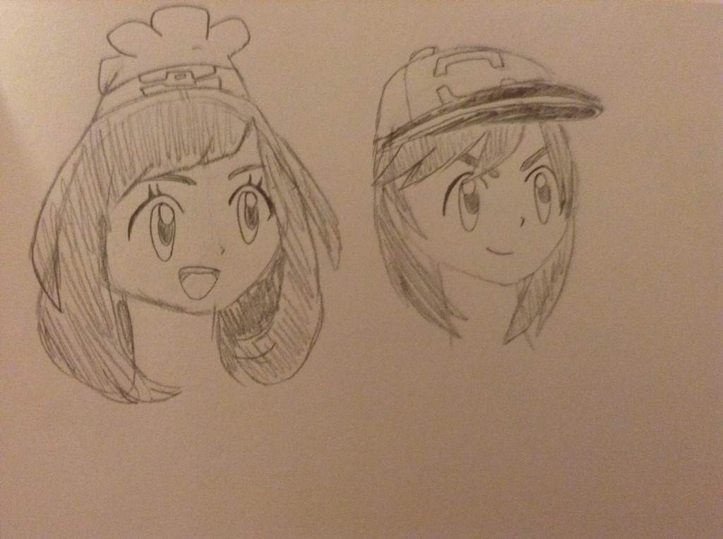 1024x764 How To Draw Pokemon Trainers Face Amino