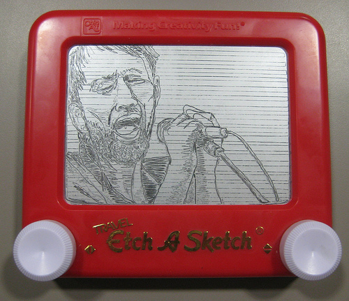 500x431 37 Super Cool Etch A Sketch Drawings