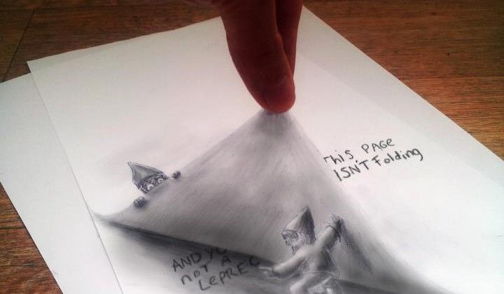 720x420 Super Cool 3d Drawings Ii 3d Drawings, Drawings And 3d
