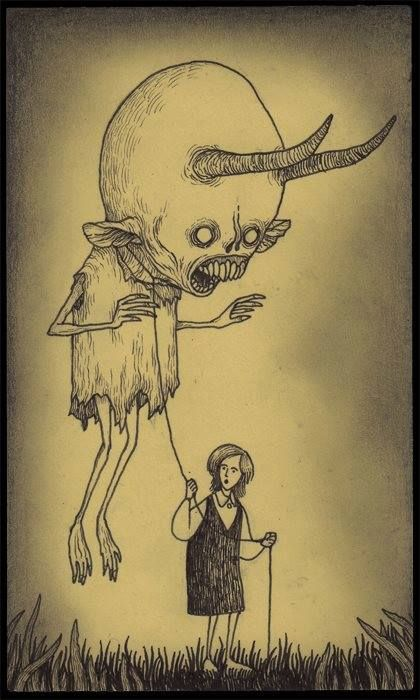 420x700 Super Cool Drawing Creepy Drawings Creepy