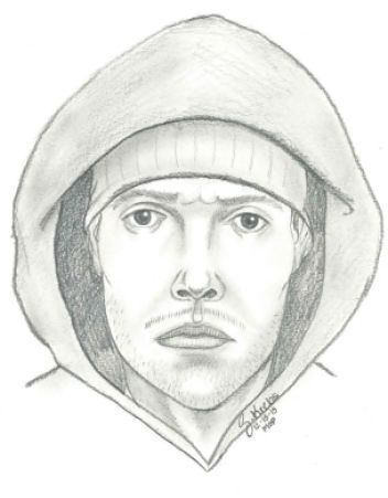 352x451 Police Release Sketch Of Suspect Wanted For Robbing 69 Year Old