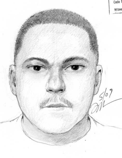 506x655 San Jose Police Release Sketch Of Suspect In Beating Death Outside