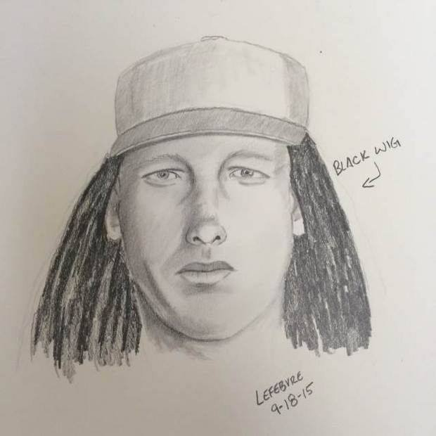 620x620 Drawing Of Bank Robbery Suspect Released