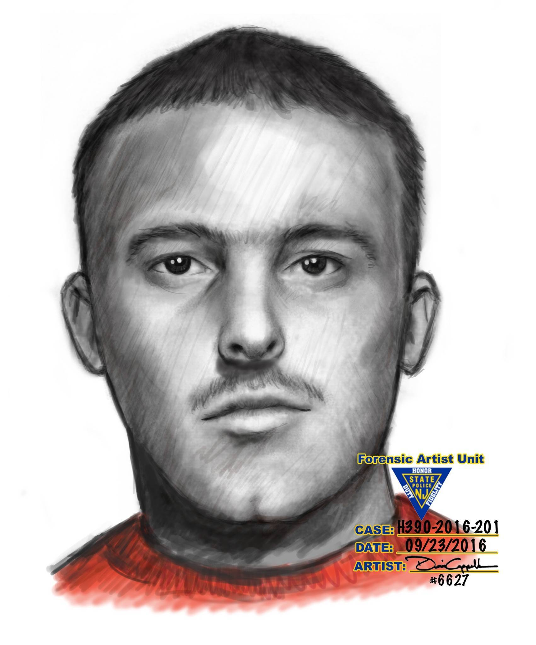 1702x2048 Police Release Sketch Of Suspect Involved In Multiple Luring