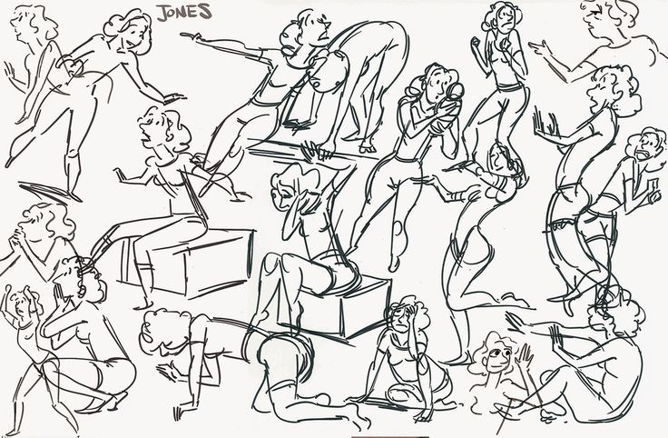 Sustained Gesture Drawing