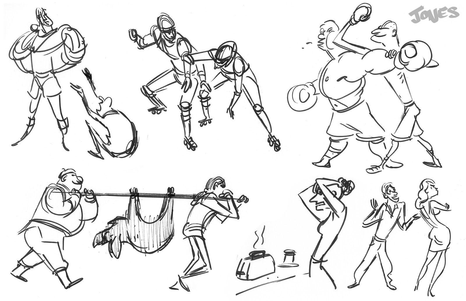 1600x1033 Matt Jones Gesture Drawing Animation Gesture