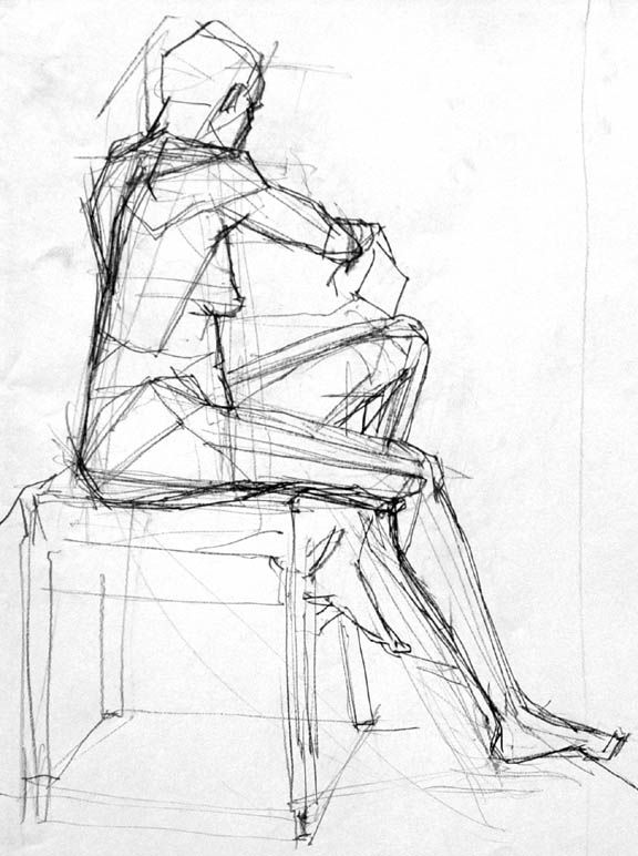 576x772 17 Best Planar Analysis Images On Life Drawing
