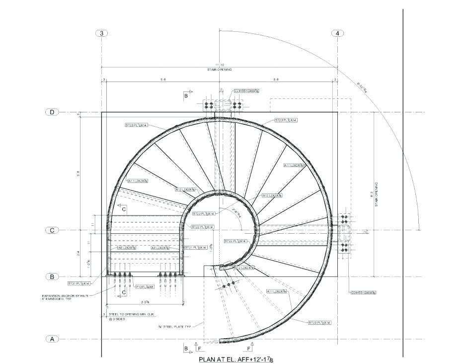948x732 Spiral Staircase Design Exterior Spiral Stairs Spiral Staircase
