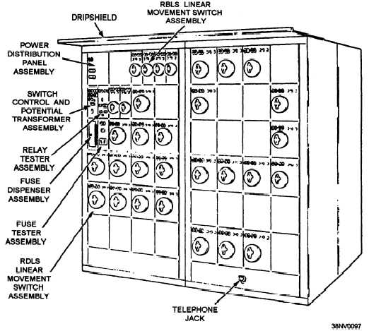 539x469 Digital Fire Control Switchboard (Dfcs)