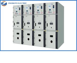 300x246 China Gck Type Low Voltage Ac Draw Out 11kv Switchgear Cabinet