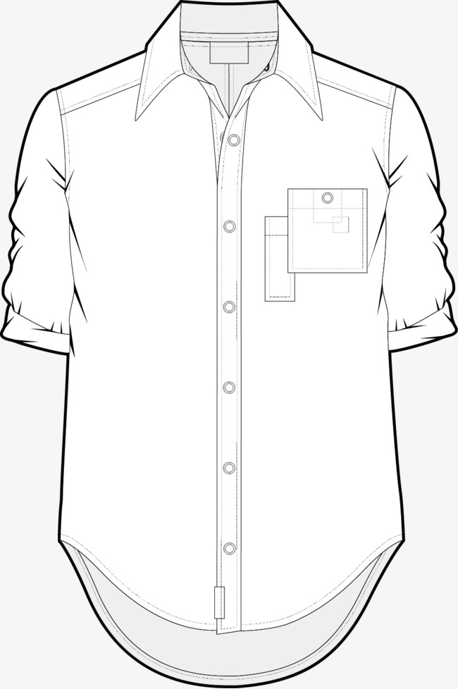 650x978 Shirt Vector, Stick Figure, Sketch Png And Vector For Free Download