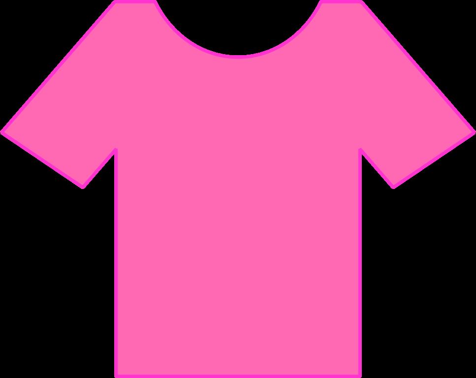 967x768 Filet Shirt (Hotpink).svg