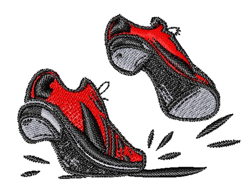 500x396 Tap Dancing Shoes Embroidery Designs, Machine Embroidery Designs