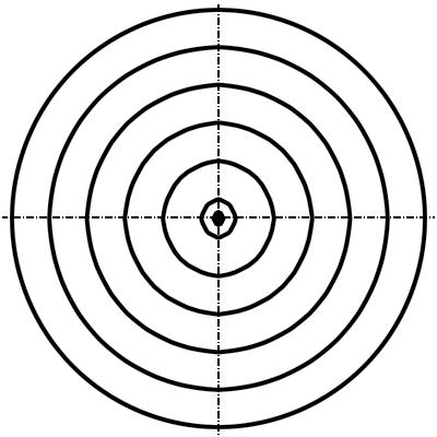 400x400 Target Large Bw