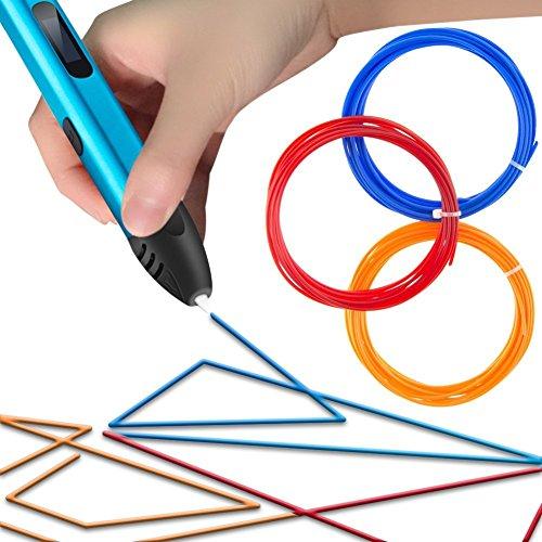 500x500 3d Printing Pen, Upgrade Intelligent 3d 3d Doodle Pen, 3d Pen