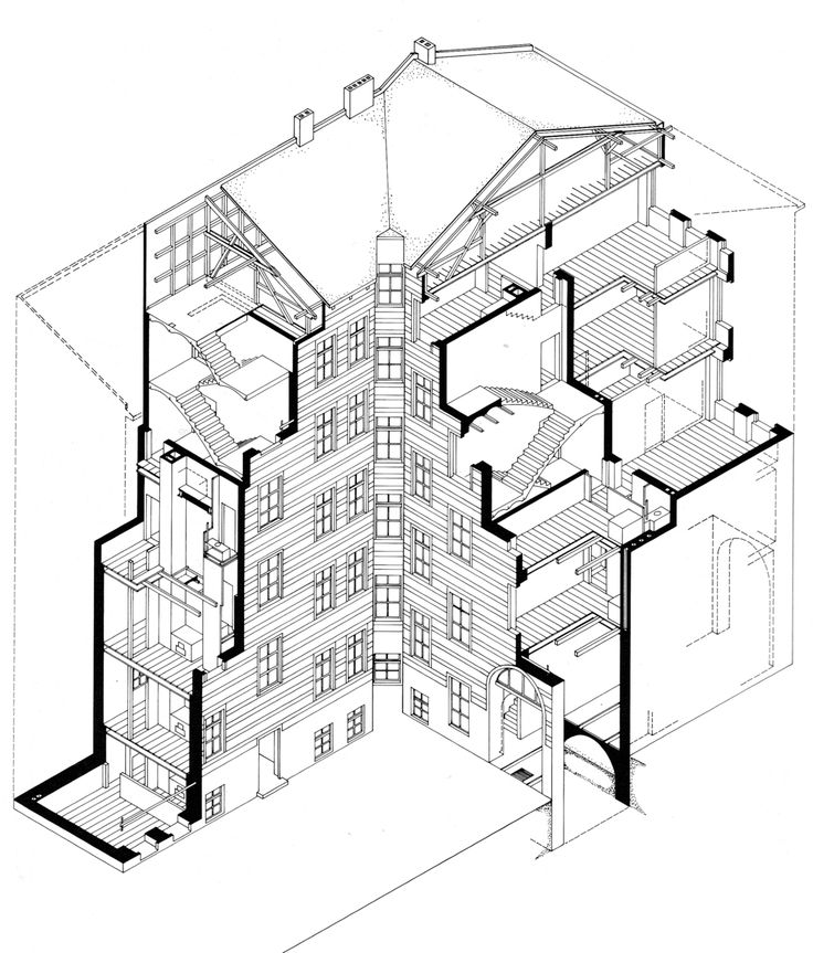 736x863 50 Best Tegninger Images On Architectural Drawings