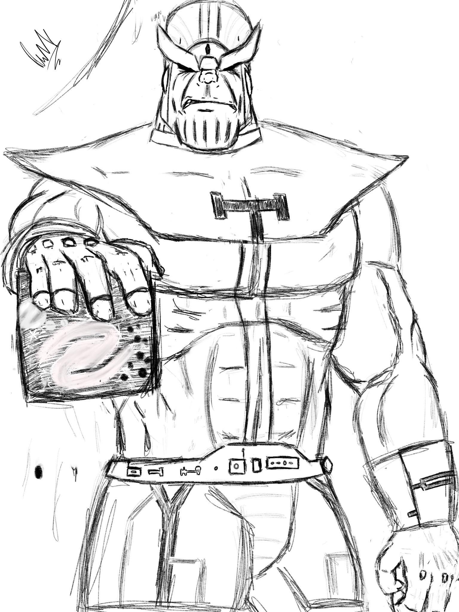 1536x2048 Thanos Sketch