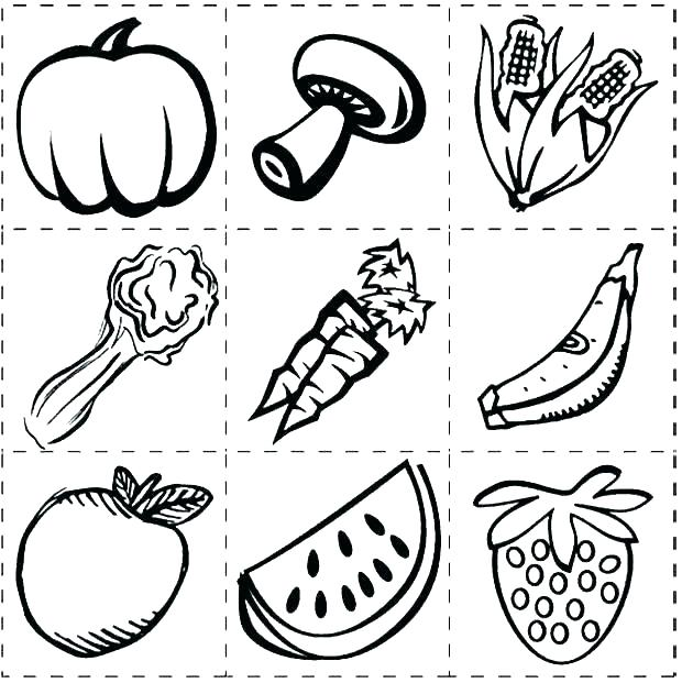 620x621 Healthy Food Coloring Pages Thanksgiving Foods Pa Carmindaar.win