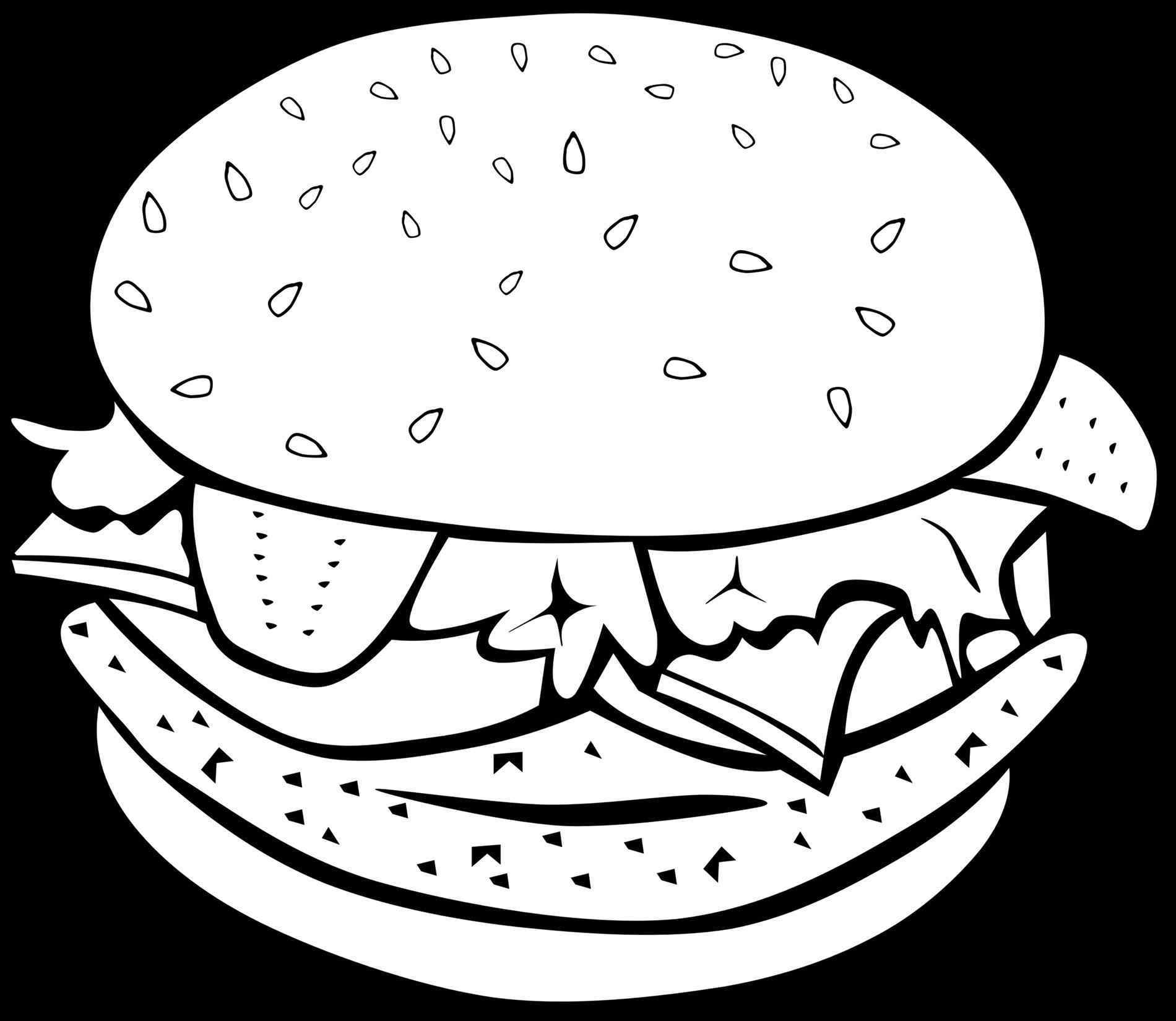 1900x1649 Drawing Clipart Transparent Food Pencil And In Color Rhmozirucom