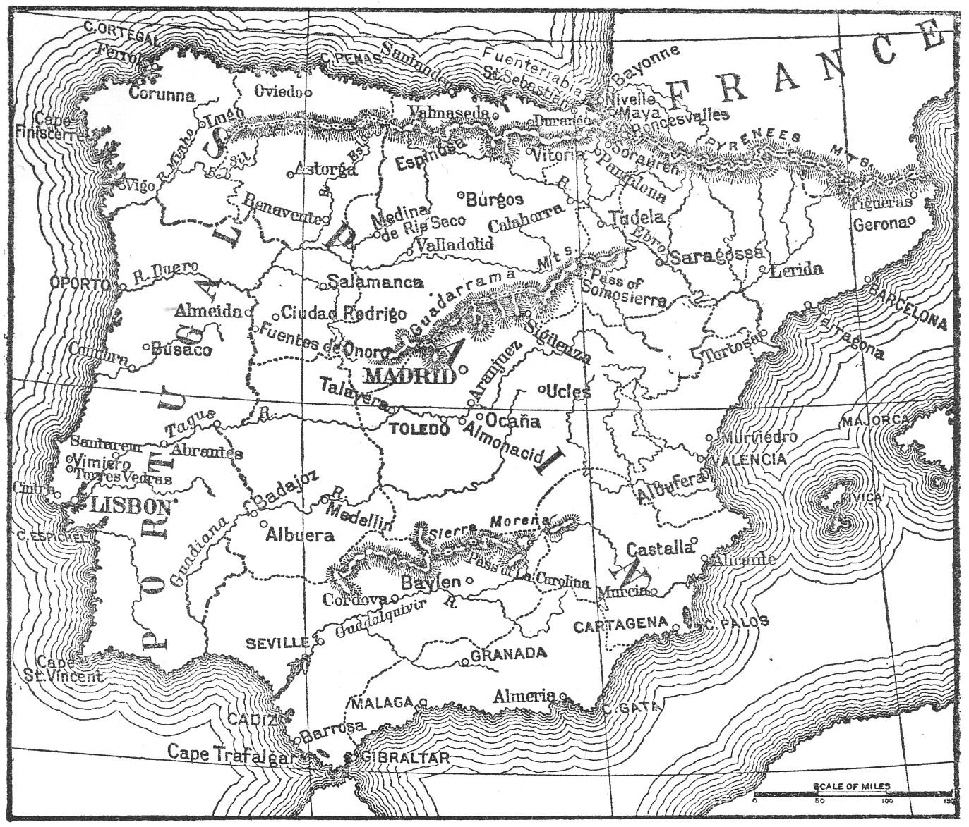 1373x1173 The Life Of Napoleon Bonaparte, William Milligan Sloane