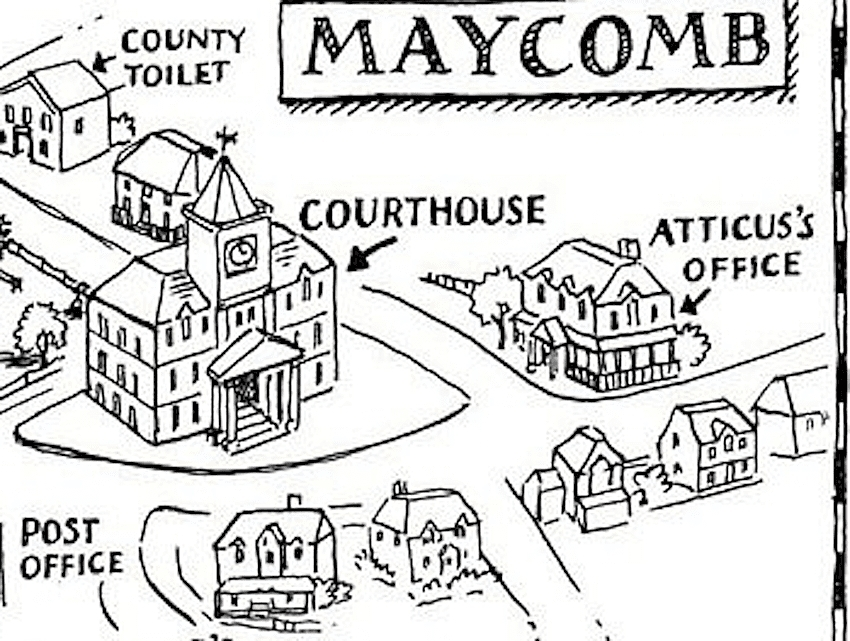 The best free Maycomb drawing images. Download from 3 free ...