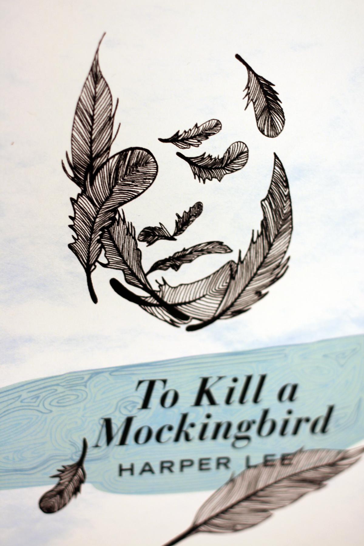 1200x1800 To Kill A Mockingbird Drawings Drawn Mockingbird Happiness