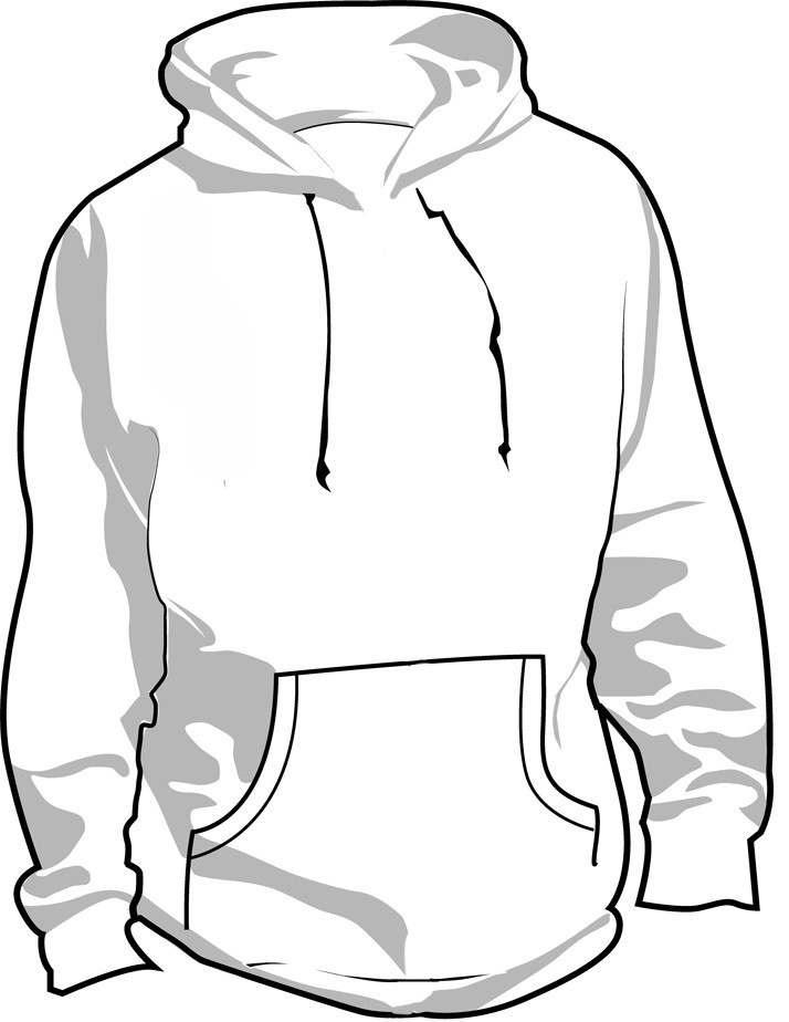 Tracksuit Drawing