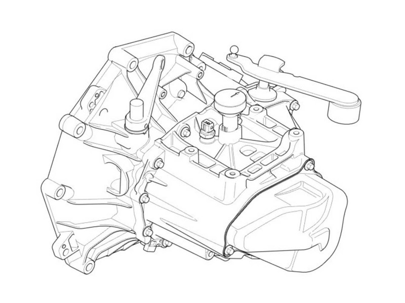 Transmission Drawing At Getdrawings Com
