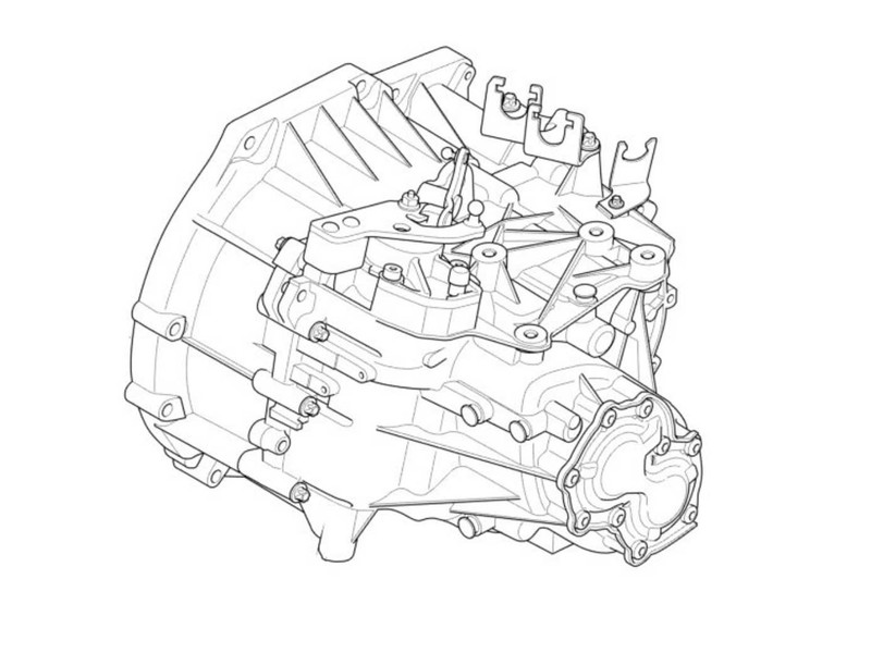 Transmission Drawing At Getdrawings Com