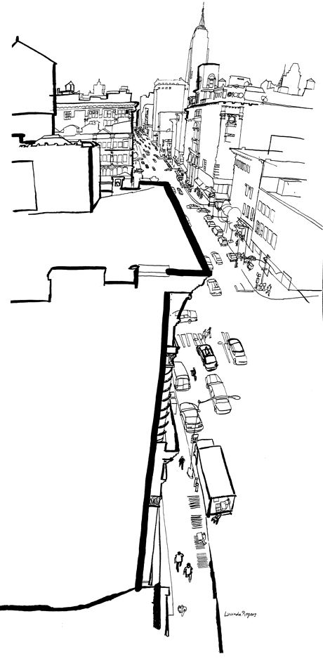 460x941 55 Best Lucinda Rogers Images On Travel Drawing, Urban