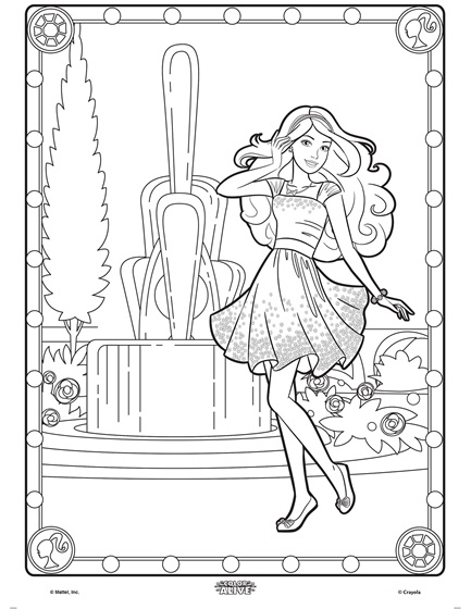 433x560 Crayola Color Alive Coloring Pages Colouring For Good Crayola