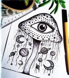 Trippy Drawing Ideas At Getdrawings Free Download