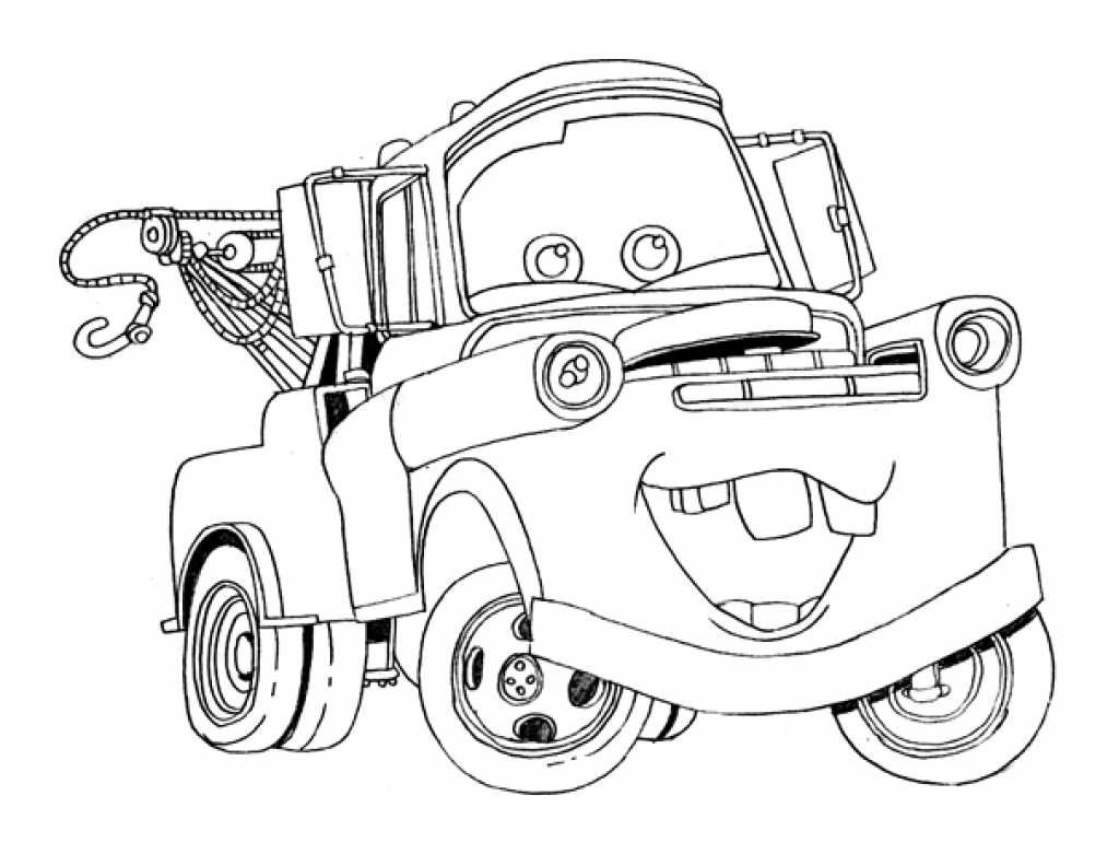 1024x781 Lightning Mcqueen Coloring Pages For Boys Fantastic And Drawing