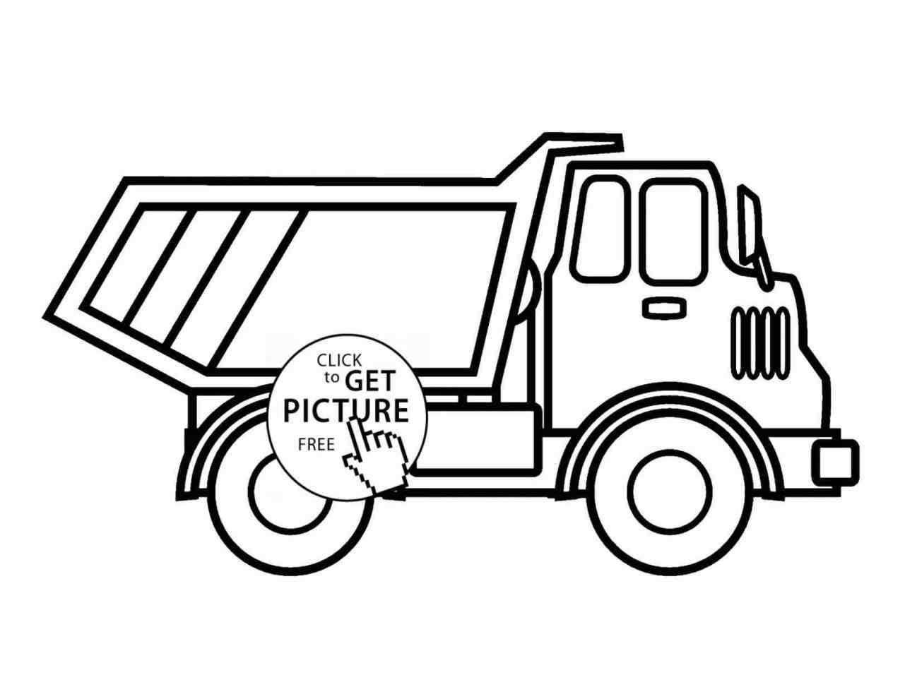 1298x973 Personal Use Rhgetcom Drawing Old Truck Drawings Side View