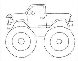 269x210 Drawn Truck Cartoon 3468873