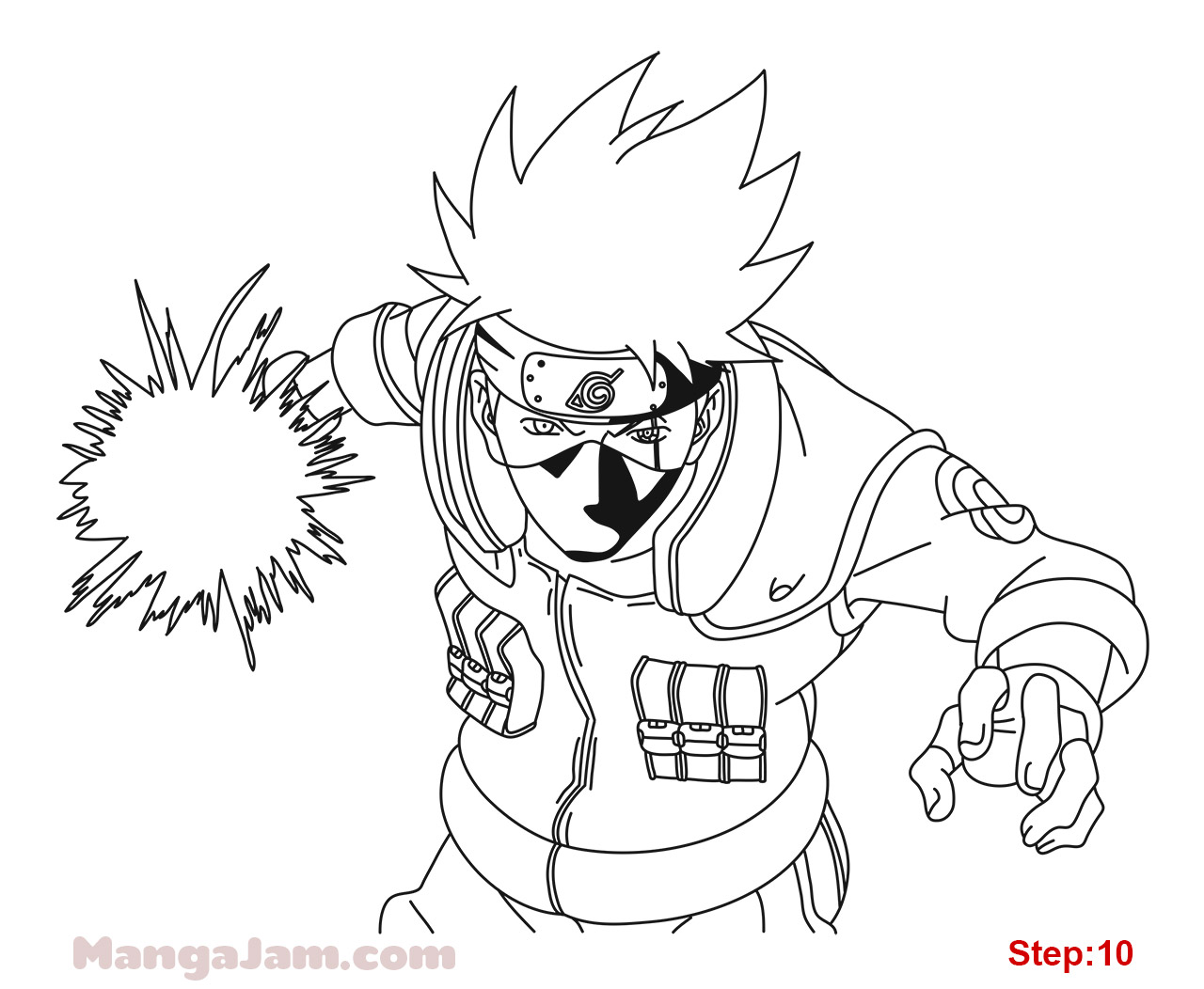 1280x1052 Useful Naruto Drawing Book Step By At Getdrawi