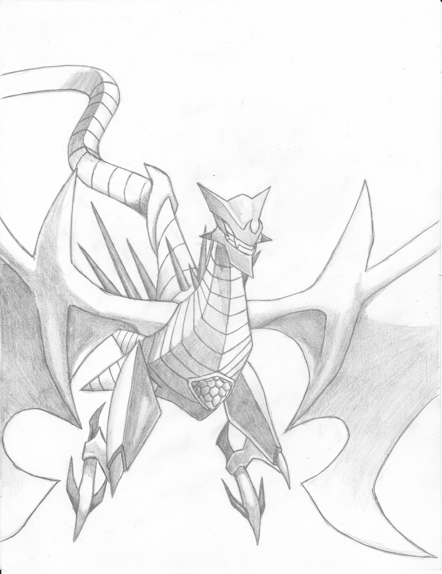 900x1168 Malefic Truth Dragon By Sdkzero