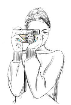 236x348 Camera Drawing Tumblr Galeri Camera Drawing
