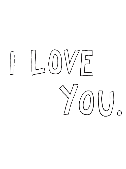 500x670 Uh I Love You Pizza Via Tumblr On We Heart It
