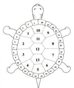 236x280 Moon Turtle Mandalas Turtle And Mandalas